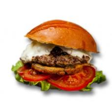 """Бургер 3 """"Баклажан"""" Индейка"""