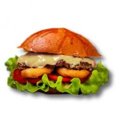 """Бургер 4 """"Карри"""" Индейка"""