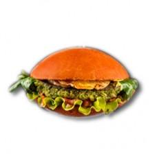 Блэк стар Бургер 6 «гавайский вега-фалафель»