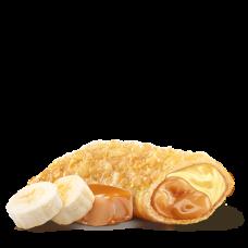 Пирожок Банан карамель