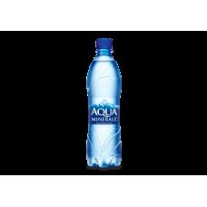 Аква Минерале газированная 0,6