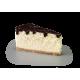 Ванильный Чизкейк Нью-Йорк с шоколадным топпингом