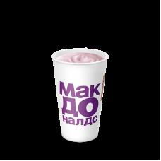 Молочный коктейль клубничный 0,4л